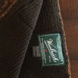 Woolrich Accessories - Woolrich Scarf with Pockets